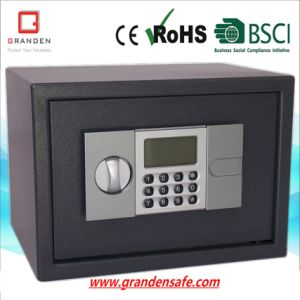 Electronics Safe with LCD Display for Office (G-25ELD) Solid Steel pictures & photos