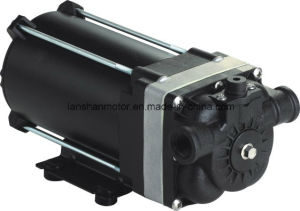 Lanshan 400gpd Diaphragm RO Booster Pump 0 Inlet Pressure Water Pump pictures & photos