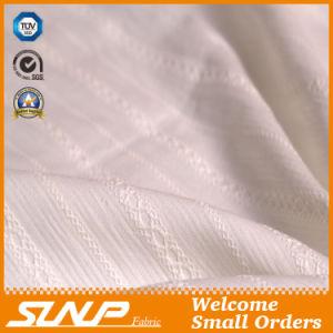 100% Cotton Women Dress Jacquard Fabric