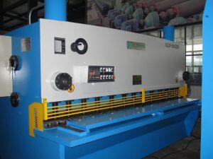 CNC Hydraulic Guillotine Metal Sheet Shearing Cutting Machine (CL11Y 16X3200)