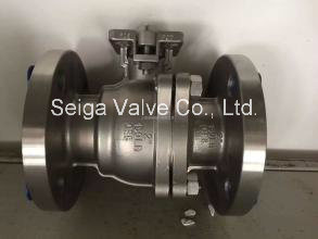 API6d Fire Proof and Anti Static Ball Valve