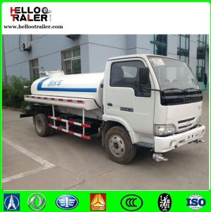 4*2 Mini Fuel Tank Truck 15000L Small Oil Tanker Truck pictures & photos