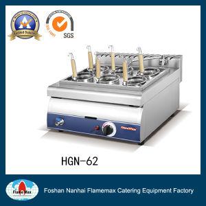 Gas Noodle Cooker Countertop Range (HGN-62) pictures & photos