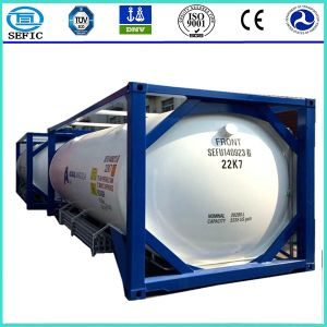 ISO GB150 Standard Asme Certification T75/T4 Tank Container pictures & photos