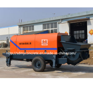 Hbt Electric Power Concrete Pump