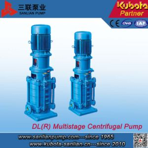 80dl-Type Vertical Single-Suction Multistage Centrifugal Pump