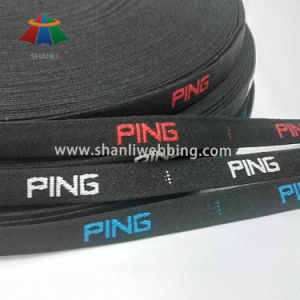 10mm Jacquard Webbing for Lanyard pictures & photos