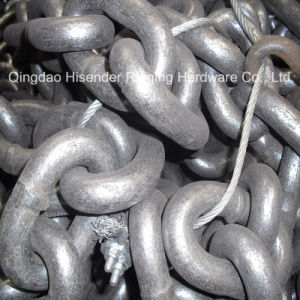DIN766 Link Chain, Fishing Chain, G80 High Strength Mine Chain pictures & photos
