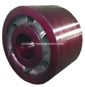 Lower Noise and Wear Resistant Ratory Kiln Support Roller pictures & photos
