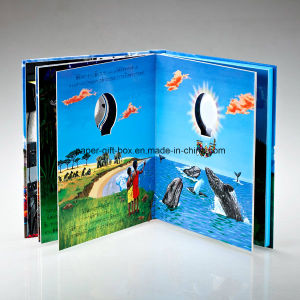 Custom Pop up Book with Light and Music pictures & photos