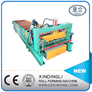 Lebanon Style Roofing Sheet Roll Forming Machine pictures & photos