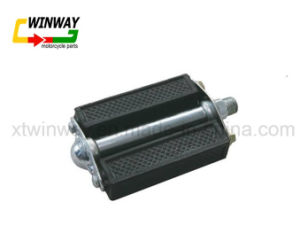 Traditional Black Bicycle Pedal with UCP or Cp Axle pictures & photos