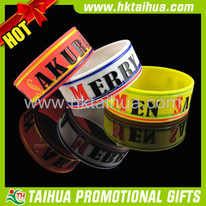 Sell Fundraising Silicone Band with Multi-Colour (TH-band044) pictures & photos