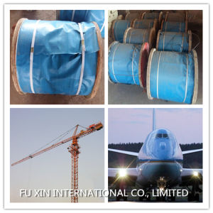 Black Oil Reel Packing Steel Wire Rope with High Quality pictures & photos