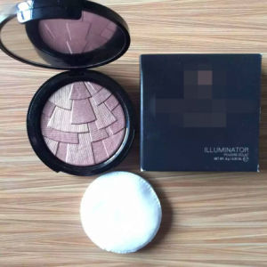4 Colors Pressed Powder Cosmetic Foundation Beverly Hills Illuminator Highlight Makeup Powder pictures & photos
