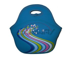 Custom Printing Neoprene Lunch Tote Bag, Picnic Cooler Bag (BC0056) pictures & photos