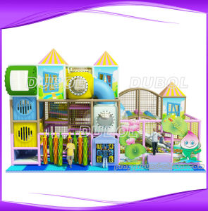 Dubol Children Indoor Playground (3049A)