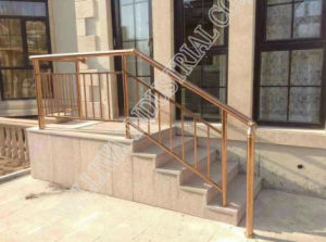 304 Stainless Steel Balustrade pictures & photos