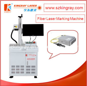 China Portable Fiber Laser Marker for Mobile Phone Accessories/Laser Engraving Machine