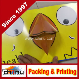 3D Cardboard Children Book Printing pictures & photos
