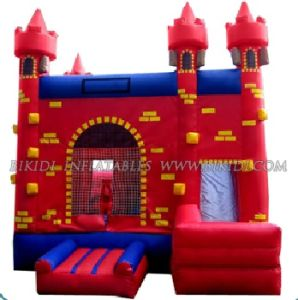 Combo Bouncy, Inflatable Castle B3068 pictures & photos