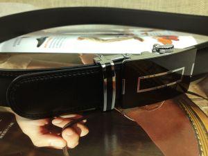 Men Leather Ratchet Belts (YC-140615) pictures & photos