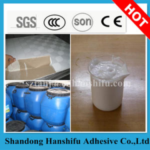 High Quality Water Based White Adhesive Glue for PVC with Gypsum Board pictures & photos