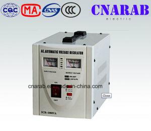AC Voltage Stabilizer, 1000va Relay Type Automatic Stabilizer / Voltage Regulator for Refrigerator pictures & photos