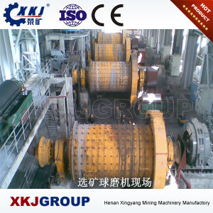 Wet Ball Mill for Fluorite Ore Grinding in to Powder pictures & photos