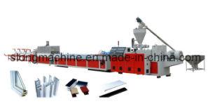 PVC Profile/Decorative Board Production Line pictures & photos