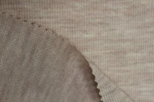 21s P/R 65/35, 180GSM, Heather Knit Fabric for Swearter pictures & photos