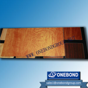 Wood Grain Aluminium Composite Panel pictures & photos