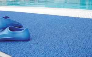 PVC Coil Mat Unbacked for Pool pictures & photos