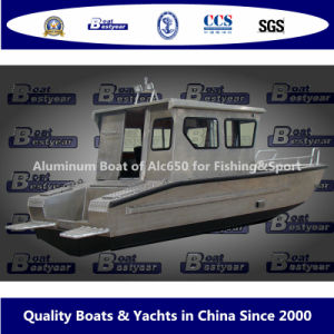 Aluminum Boat of Alc750/900/1050 for Fishing&Sport pictures & photos