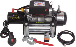 12500lb 4X4 Electric Winch (CE Approved)