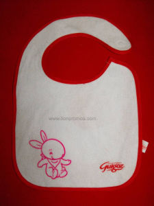 Baby Food Milk Powder Marketing Advertising Gift Baby Bib pictures & photos