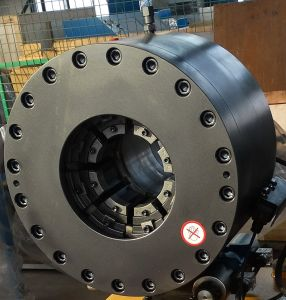 """Ce ISO Qualified 3"""" Hose Crimping Press Machine Price pictures & photos"""