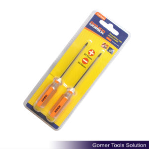 2PCS Screwdriver with Crystal Handle (T02301)