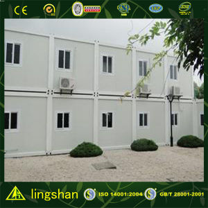 Steel Structure Prefabricated Container House (LS-VC-001) pictures & photos