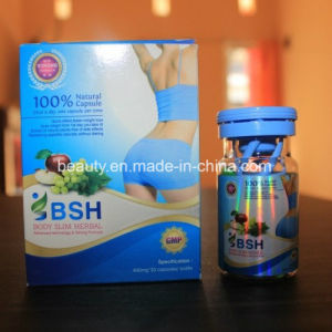 Bsh Body Slim Herbal Slimming Capsule Diet Pills pictures & photos