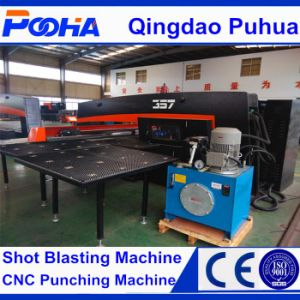 Sheet Metal Hole Hydraulic CNC Turret Punch Press Machine pictures & photos
