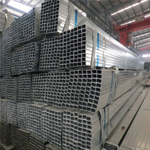 20X20mm Galvanized Steel Pipe for Sign pictures & photos