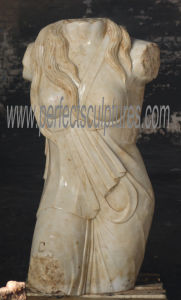 Carved Stone Sculpture Statue Marble Carving for Garden Decoration (SY-X1071) pictures & photos