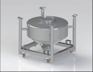 Stainless Steel Charge Barrel for Powder and Capsules pictures & photos