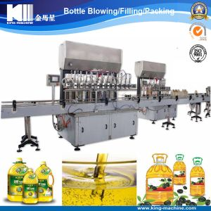 Automatic Edible Oil Filling Machine pictures & photos