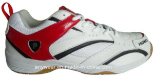 Table Tennis Shoes Indoor Badminton Court Footwear for Men′s and Women′s (815-5275) pictures & photos