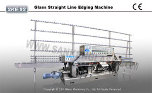 glass straight line edging machine SKE-9S pictures & photos