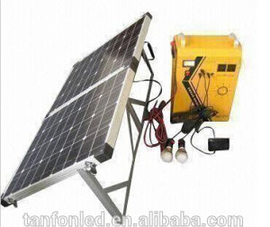 Portable Solar System Solar Power System Solar Energy Kits pictures & photos