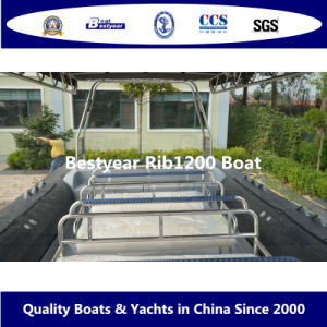 Bestyear Rib1200 Boat pictures & photos