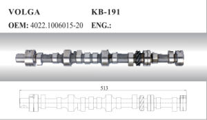 Auto Camshaft for Volga (4022.1006015-20) pictures & photos